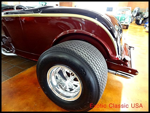 1932 Ford Model B Roadster Hot Rod San Diego, California 45