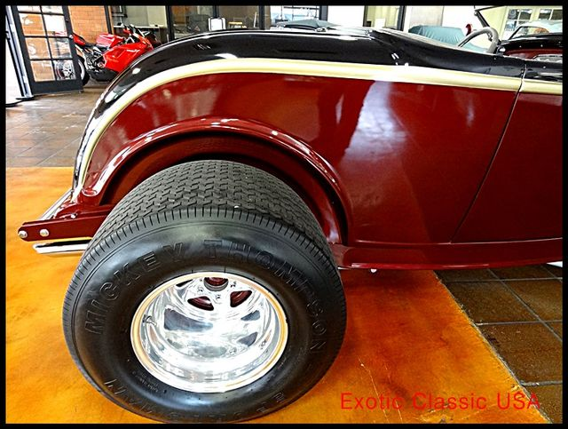 1932 Ford Model B Roadster Hot Rod San Diego, California 47