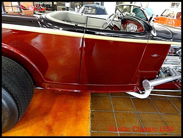 1932 Ford Model B Roadster Hot Rod San Diego, California 48