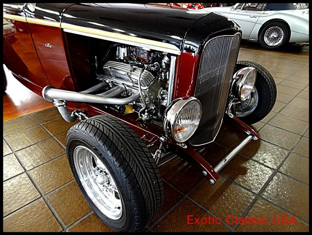 1932 Ford Model B Roadster Hot Rod San Diego, California 50