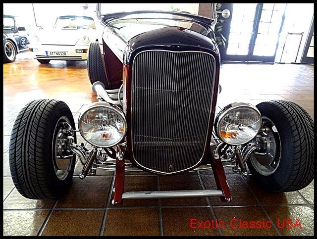 1932 Ford Model B Roadster Hot Rod San Diego, California 51