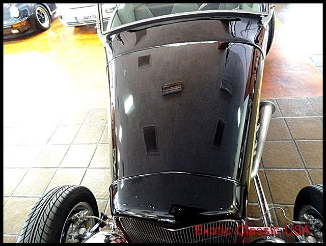 1932 Ford Model B Roadster Hot Rod San Diego, California 52