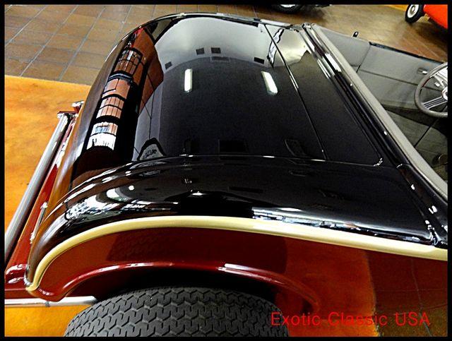 1932 Ford Model B Roadster Hot Rod San Diego, California 58