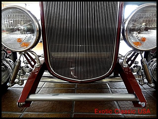 1932 Ford Model B Roadster Hot Rod San Diego, California 64