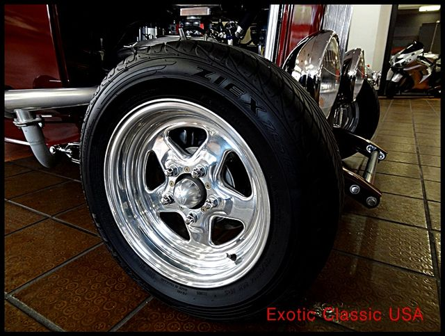 1932 Ford Model B Roadster Hot Rod San Diego, California 67