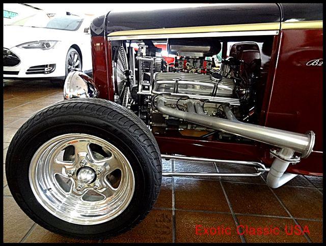 1932 Ford Model B Roadster Hot Rod San Diego, California 72