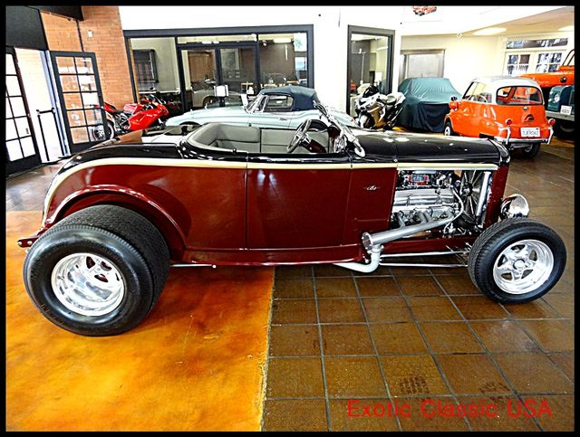 1932 Ford Model B Roadster Hot Rod San Diego, California 39