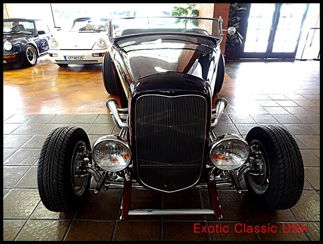 1932 Ford Model B Roadster Hot Rod San Diego, California 41