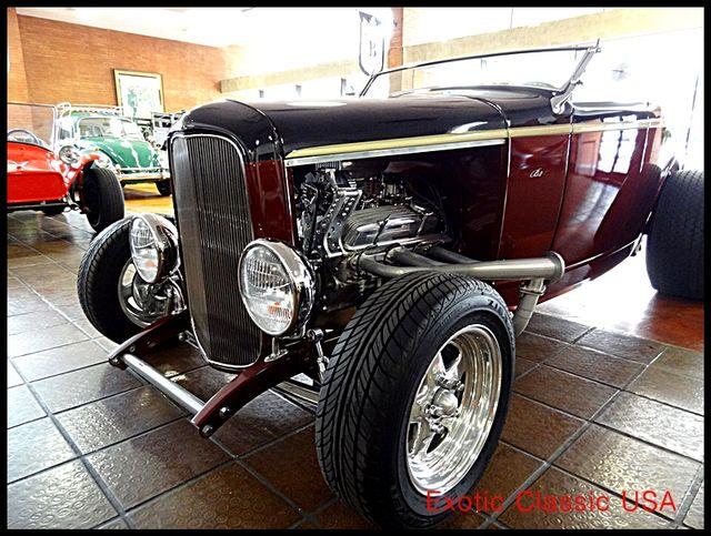 1932 Ford Model B Roadster Hot Rod San Diego, California 42