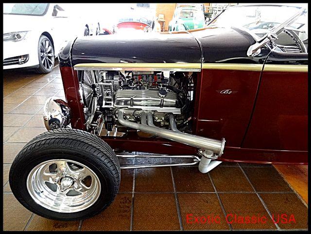 1932 Ford Model B Roadster Hot Rod San Diego, California 43