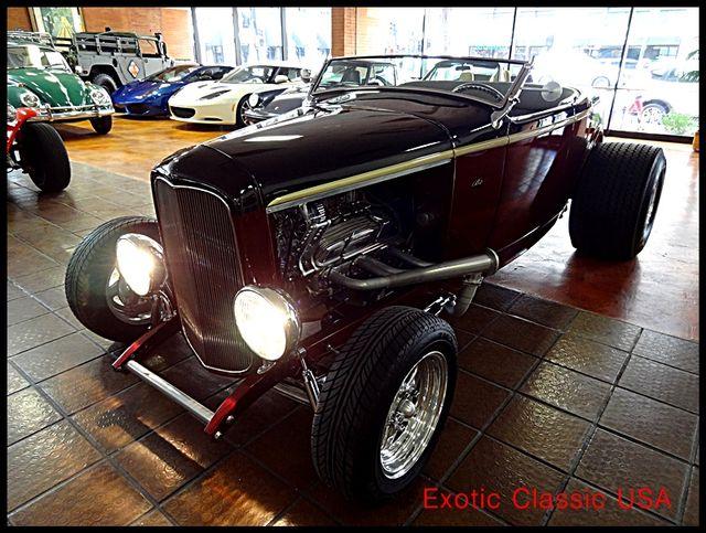 1932 Ford Model B Roadster Hot Rod San Diego, California 99
