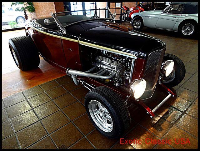 1932 Ford Model B Roadster Hot Rod San Diego, California 101