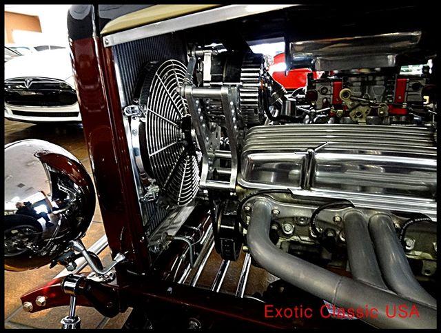 1932 Ford Model B Roadster Hot Rod San Diego, California 106