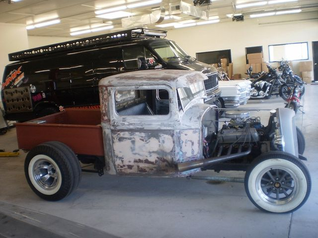1932 Ford P/U TRUCK Ogden, Utah 1