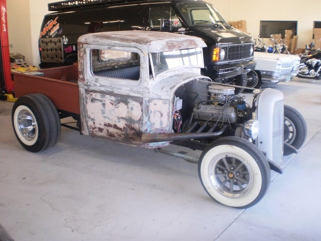 1932 Ford P/U TRUCK Ogden, Utah 0