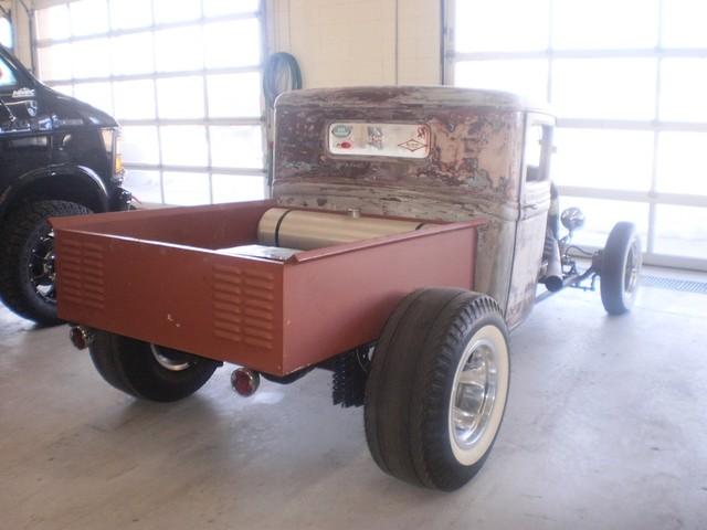 1932 Ford P/U TRUCK Ogden, Utah 2