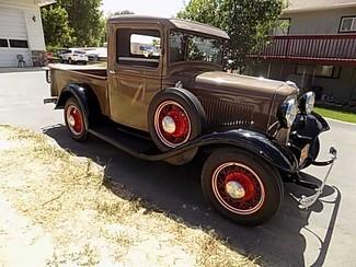 1932 Ford Pickup -Utah Showroom Newberg, Oregon 1