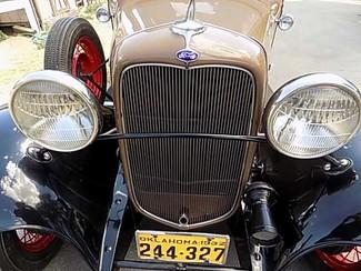 1932 Ford Pickup -Utah Showroom Newberg, Oregon 19