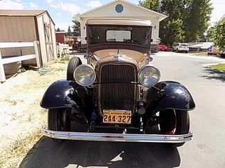 1932 Ford Pickup -Utah Showroom Newberg, Oregon 2