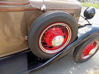 1932 Ford Pickup -Utah Showroom Newberg, Oregon 21