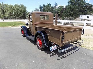 1932 Ford Pickup -Utah Showroom Newberg, Oregon 4