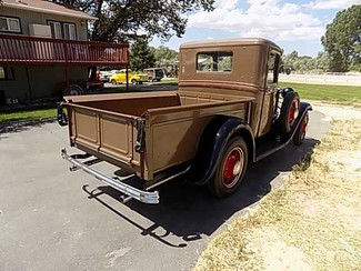 1932 Ford Pickup -Utah Showroom Newberg, Oregon 5