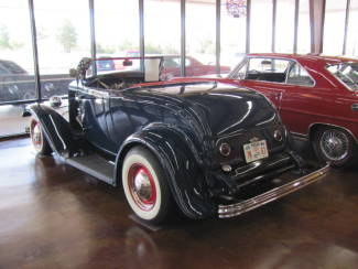1932 Ford Roadster Blanchard, Oklahoma 2