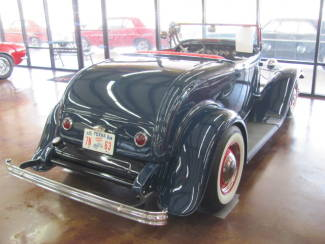 1932 Ford Roadster Blanchard, Oklahoma 6