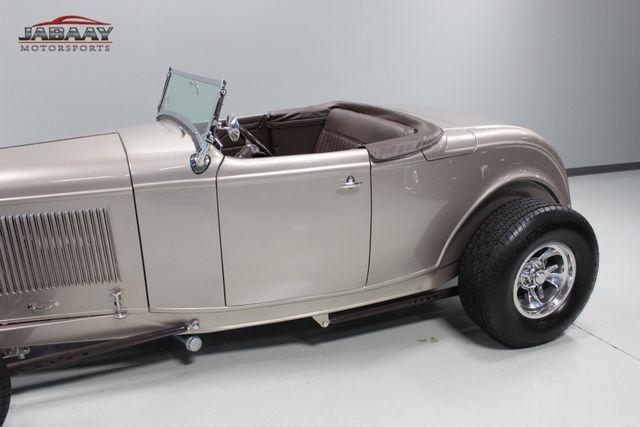 1932 Ford Roadster Merrillville, Indiana 36