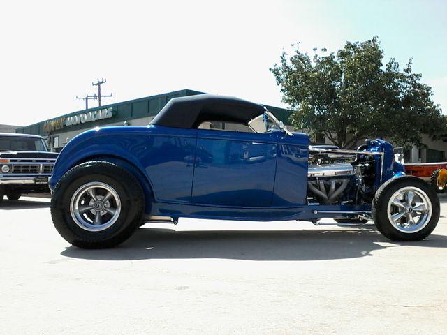 1932 Ford roadster Hot Rod  High Boy San Antonio, Texas 9