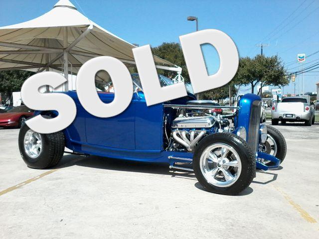 1932 Ford roadster Hot Rod  High Boy San Antonio, Texas 0