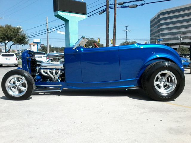 1932 Ford roadster Hot Rod  High Boy San Antonio, Texas 4