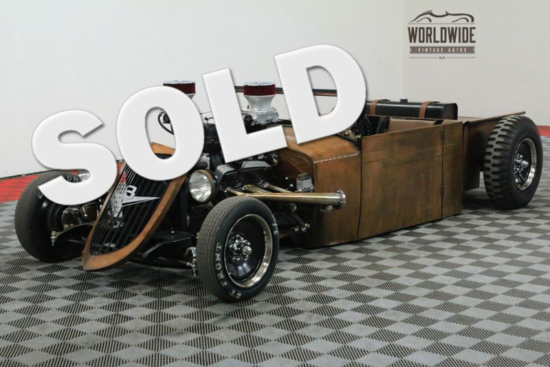 1932 Ford TRUCK HIGH DOLLAR BRAND NEW RAT ROD BUILD SHOW | Denver, CO | Worldwide Vintage Autos