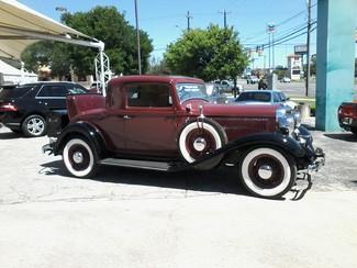 1933 Dodge DO  SERIES  STRIAGHT 8 3 WINDOW  RUMBLESEAT San Antonio, Texas