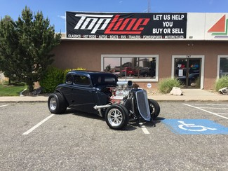 1933 Ford 5 window coupe in West Bountiful Ut