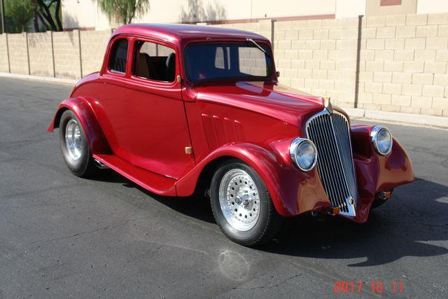 1933 Willys 5-Window Coupe Phoenix, AZ 0