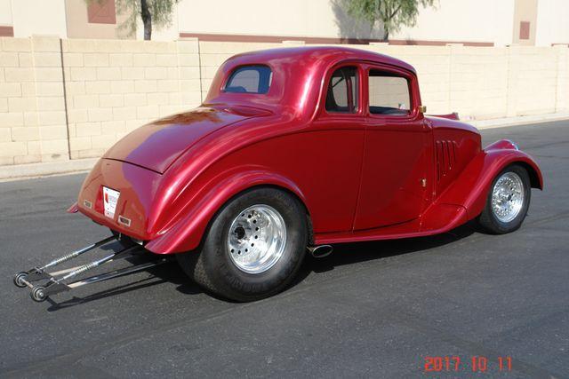1933 Willys 5-Window Coupe Phoenix, AZ 2