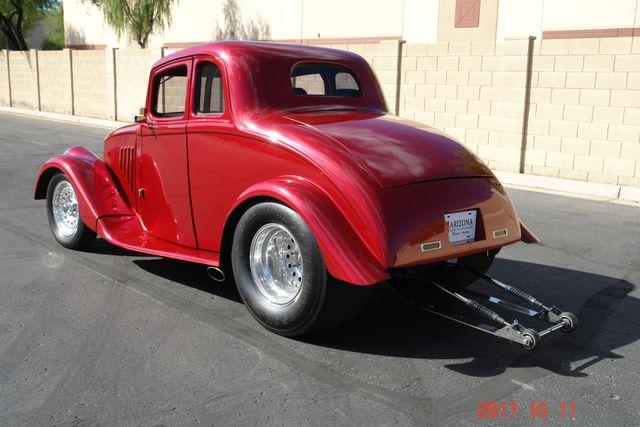 1933 Willys 5-Window Coupe Phoenix, AZ 3
