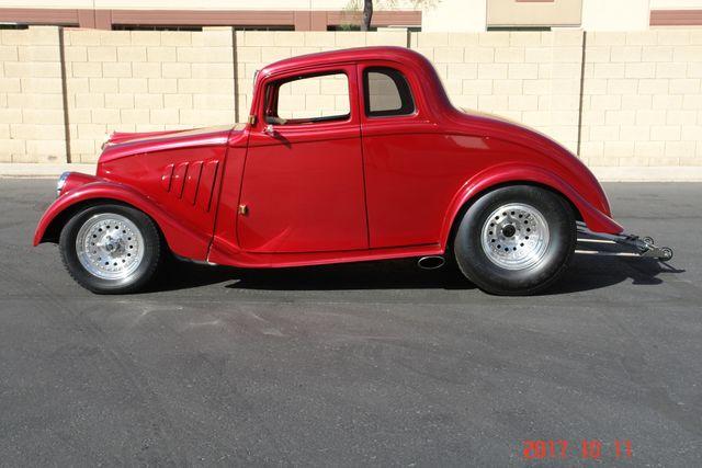 1933 Willys 5-Window Coupe Phoenix, AZ 4