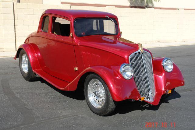1933 Willys 5-Window Coupe Phoenix, AZ 8