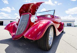 1934 Ford Cabriolet - Minnesota Showroom Newberg, Oregon 2