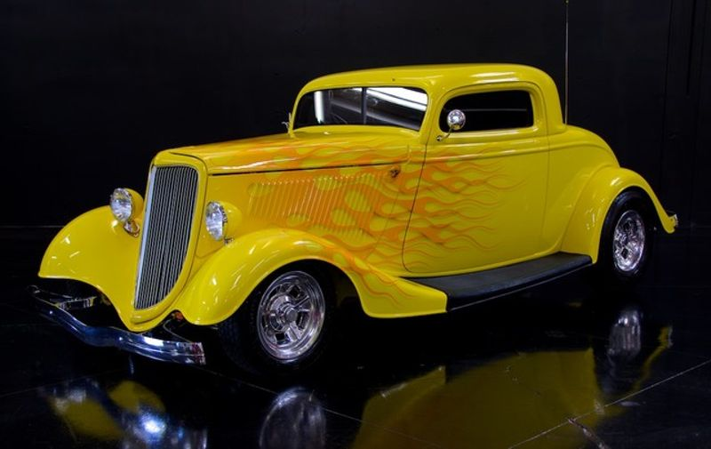 1934 Ford COUPE HOTROD | Milpitas, California | NBS Auto Showroom