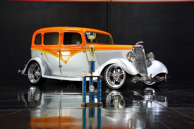 1934 Ford SEDAN B  | Milpitas, California | NBS Auto Showroom