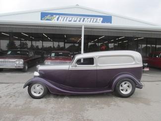 1934 Ford SEDAN DELIVERY Blanchard, Oklahoma