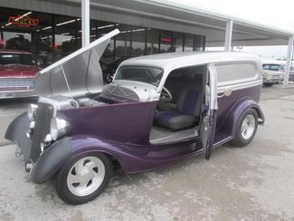 1934 Ford SEDAN DELIVERY Blanchard, Oklahoma 16