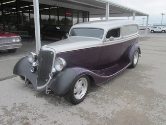 1934 Ford SEDAN DELIVERY Blanchard, Oklahoma