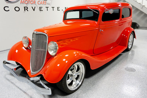 1934 Ford Street Rod Custom | Lubbock, Texas | Classic Motor Cars in Lubbock, Texas