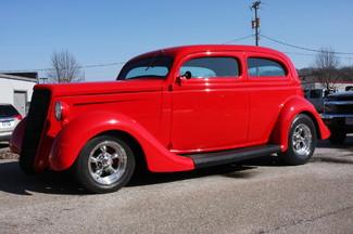 1935 Ford Slantback Sedan Newberg, Oregon 5