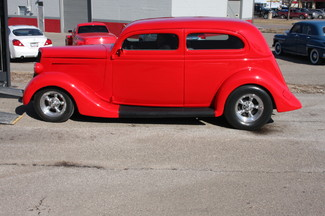1935 Ford Slantback Sedan Newberg, Oregon 7