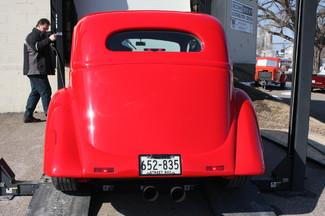 1935 Ford Slantback Sedan Newberg, Oregon 4
